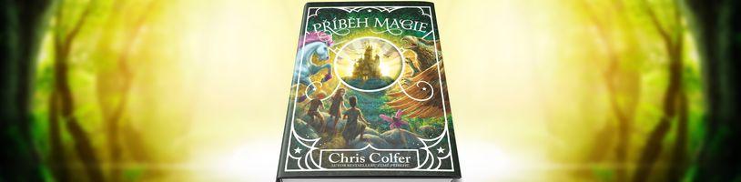 Začátek nové fantasy série od amerického herce Chrise Colfera