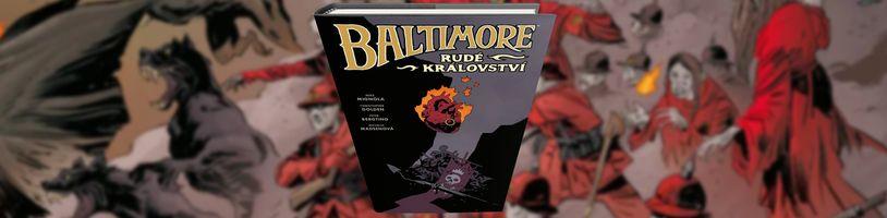 Hororová série Baltimore míří ke svému konci
