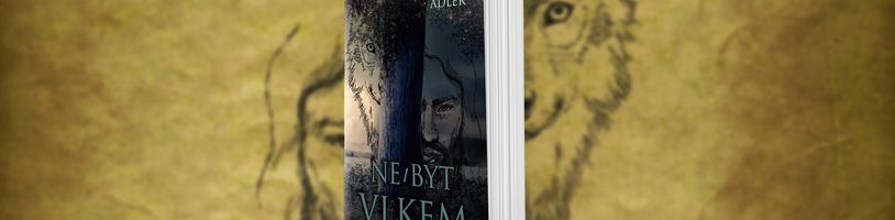 Sonda do duše vlkočlověka v českém fantasy románu Ne/Být vlkem