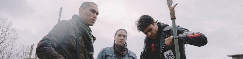 Indiánsky zombie film Blood Quantum príde do kín budúci rok