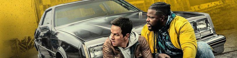 Netflix představuje akční komedii Spravedlnost podle Spensera