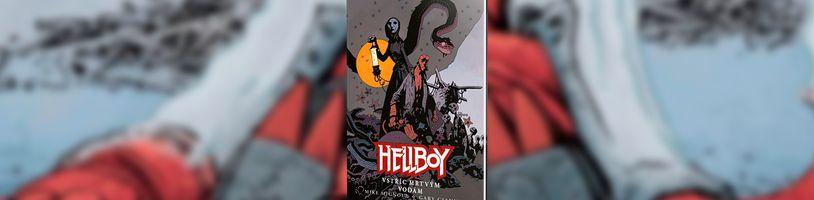 Co se stalo s Hellboyem po událostech z povídky Ostrov?