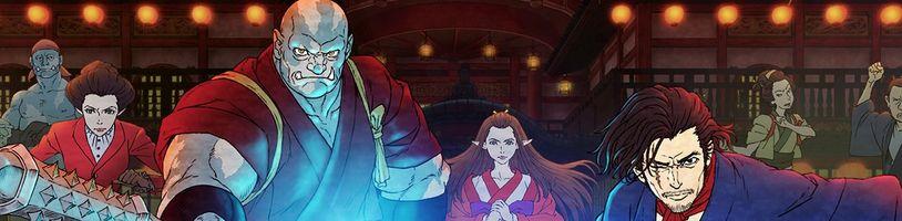 Netflix představuje novou fantasy, ve které jsou kouzla, elfové, orkové a… novověké Japonsko?