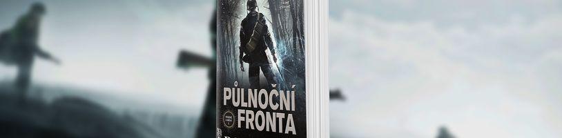 Půlnoční fronta je Neobvyklý fantasy román z druhoválečné fronty