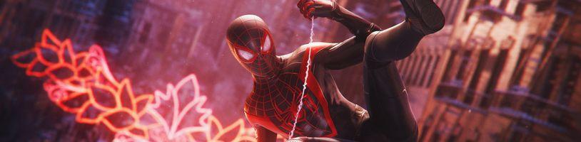 Spider-Man: Miles Morales pro PS5 je vylepšená a rozšířená původní hra z roku 2018