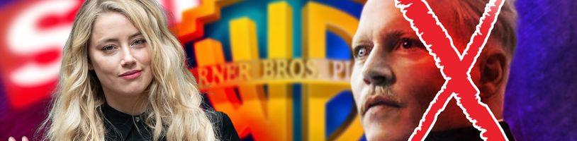 Johnny Depp se vzdal role ve Fantastických zvířatech 3 kvůli soudním sporům