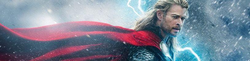 Thor: Love and Thunder sľubuje vesmírne žraloky