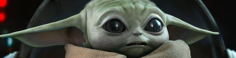 Baby Yoda sa bude dať kúpiť v životnej veľkosti
