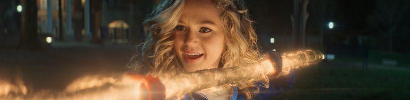 Tri nové videá zo Stargirl od DC