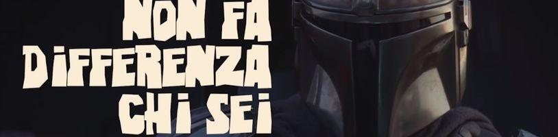 Mandalorian ako taliansky Spaghetti Western? Na internete je možné všetko