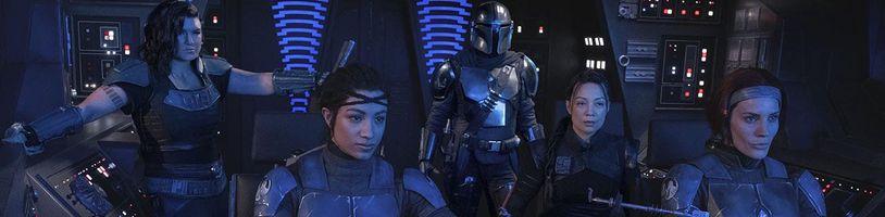 Tvorba seriálu Star Wars: Rangers Of The New Republic byla pozastavena