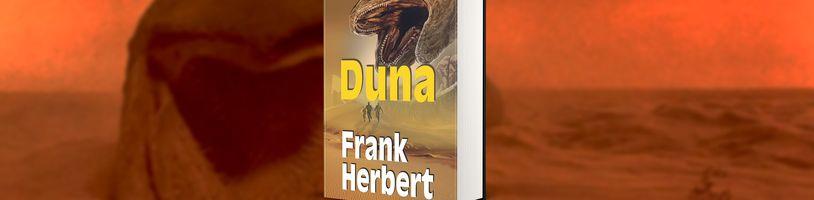 Sedmé vydání prvního románu Duna míří na český trh