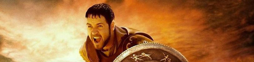 Ridley Scott se chystá natočit pokračování Gladiátora