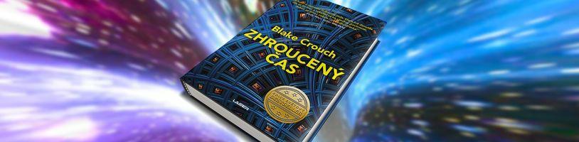Sci-fi román Zhroucený čas dá vaši mysli pořádně zabrat