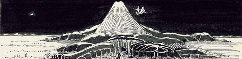 Vydání Pána prstenů s ilustracemi od Tolkiena se stane skutečností