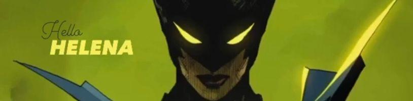 Helena Wayne se vrací do DC univerza v novém kostýmu
