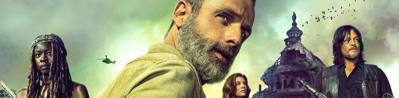 AMC oficiálně oznámilo čtvrtý seriál ze světa Živých mrtvých