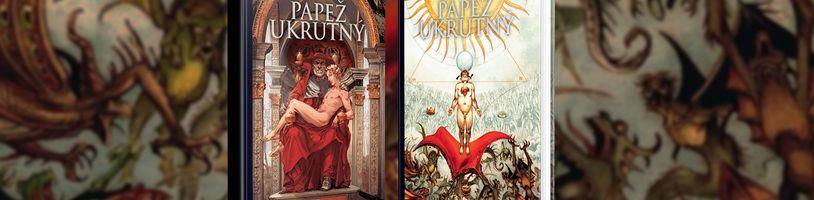 Volné pokračování historického komiksu Borgia s názvem Papež ukrutný