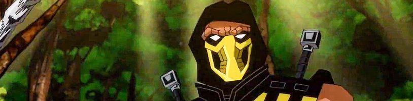 Animovaný film Mortal Kombat Legends potvrzuje brutalitu