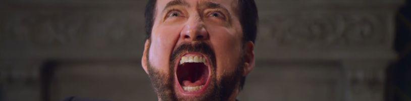""",,Jít do důchodu? Nikdy!"""" – Nicolas Cage se rozpovídal o tom, proč s herectvím nehodlá nikdy skončit"""