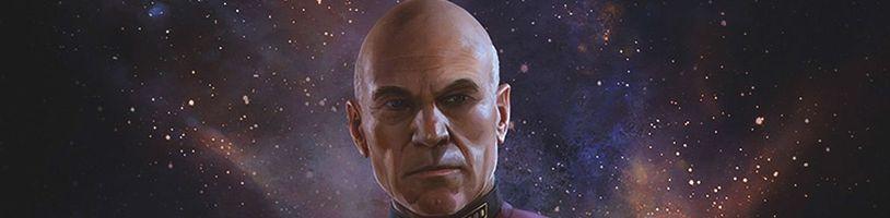 K Star Trek Picard vyjde kniha v češtine
