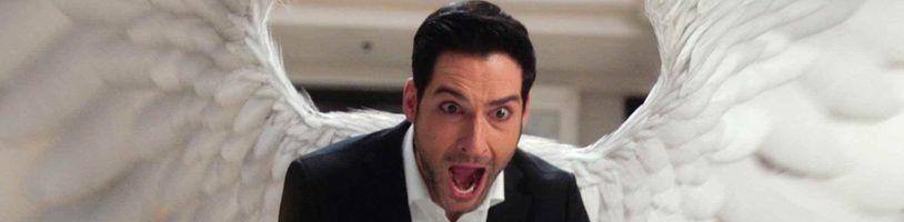 Lucifer sa vracia v piatej sérií a nesie si niekoho so sebou