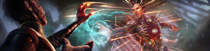 V Avengers: Infinity War sa mal objavil Iron Strange