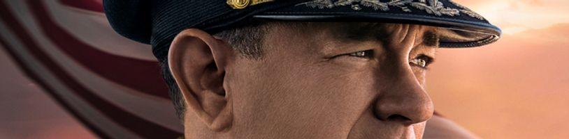 Tom Hanks ide opäť do vojny v dráme Greyhound