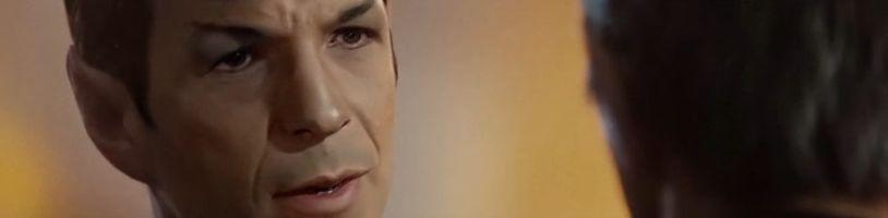 Leonard Nimoy ako mladý Spock v  Star Treku? Nathan Fillion v Uncharted? S Deepfakeom je všetko možné