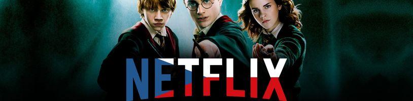 Harry Potter mieri na Netflix a dokonca aj s českým dabingom