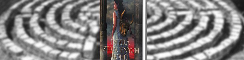 Vychází český debutový román inspirovaný řeckou mytologií