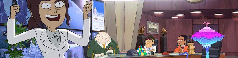 Pátá řada Big Moutha, spin–off Human Resources a nový seriál od tvůrců Gravity Falls