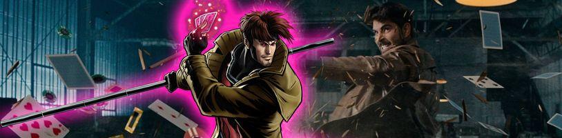 X-Man Gambit sa konečne dočkal vlastného filmu. Nie je oficiálny, ale rozhodne je skvelý