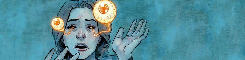 Vědci se stanou obětí své vlastní technologie v dystopickém biopunkovém komiksovém thrilleru Duplicant