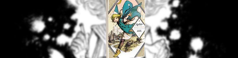Coco se chce stát čarodějkou v nové manga sérii