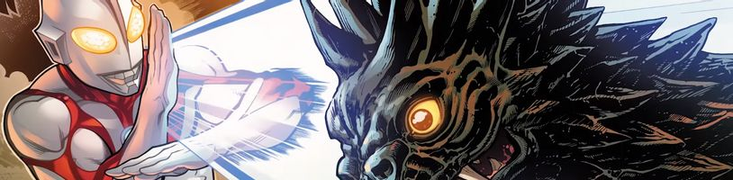 Japonský Ultraman stúpa k výšinám pod taktovkou Marvelu