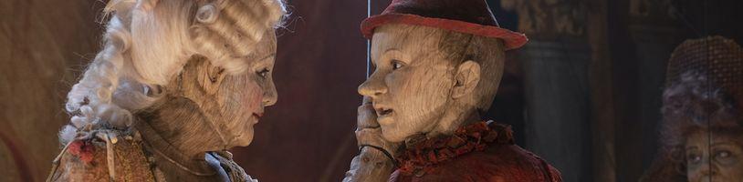 Live-action Pinocchio ponúkne bohatý fantasy svet