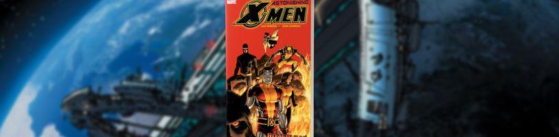Série Astonishing X-Men přichází se svým třetím dílem s podtitulem Rozervaní