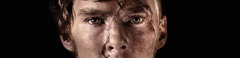 Benedict Cumberbatch v divadelnej hre Frankenstein