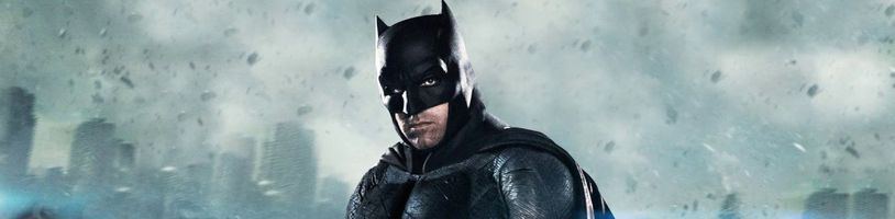 Veľké DC novinky: SnyderCut Teaser, návrat Batflecka a logo nového Batmana