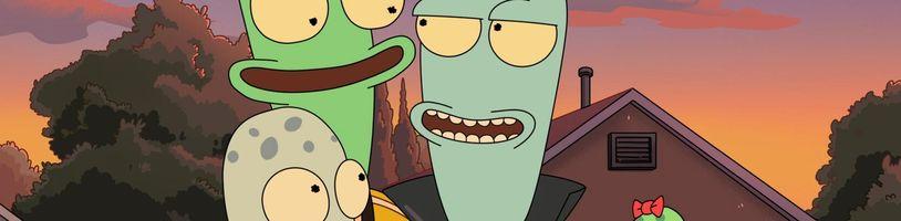 Animovaný seriál Solar Opposites potvrdil druhú a tretiu sériu