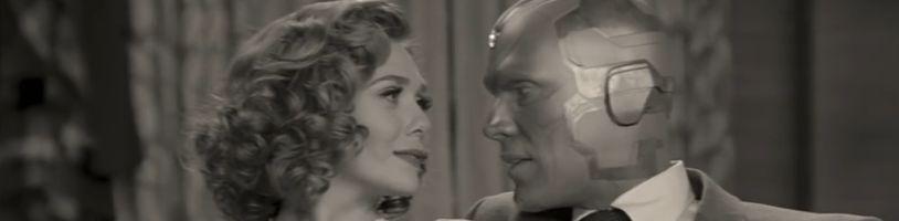 Marvel ukázal nový trailer na WandaVision