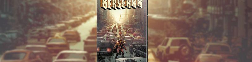Comics Centrum zveřejnilo nové obrázky z očekávaného komiksu Nezkrotný Berserkr