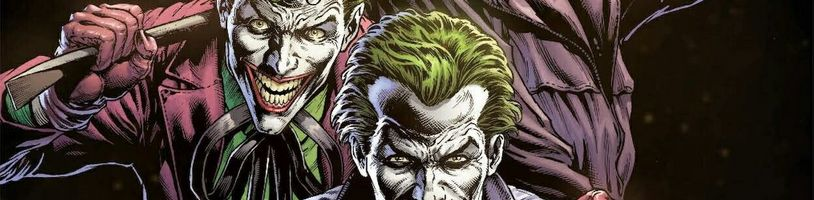 Príbeh o Batmanovi a troch Jokeroch dostal už aj pevné dosky