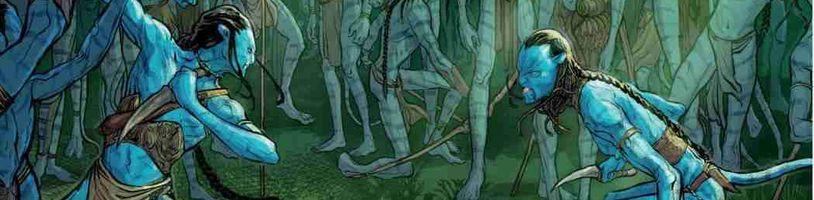Komiksová série Avatar: The Next Shadow ukáže události mezi prvním a druhým filmem