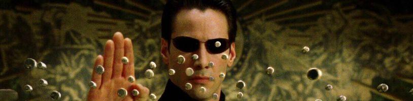 I čtvrtý Matrix dočasně končí s natáčením