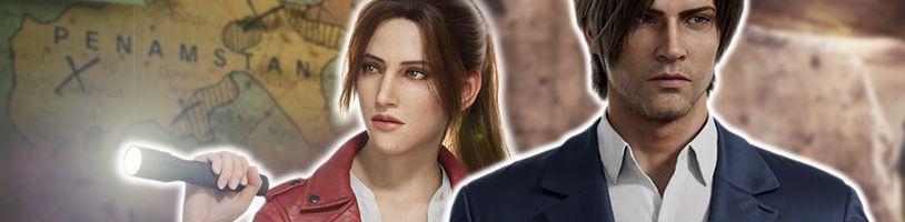 Resident Evil: Infinite Darkness - Příliš dlouhá cutscéna?
