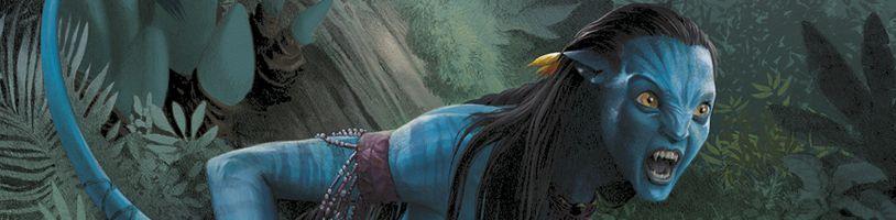 Doplňte si příběh filmového Avatara pomocí komiksu
