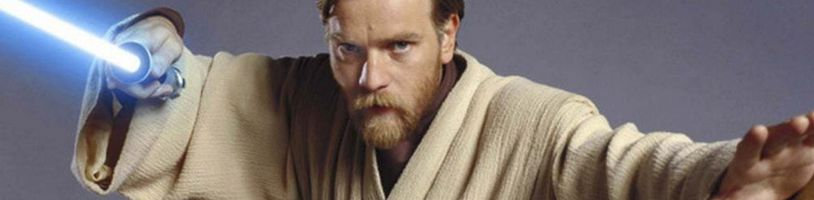 Ewan McGregor ako Obi-Wan Kenobi vo fiktívnom SMASHER traileri