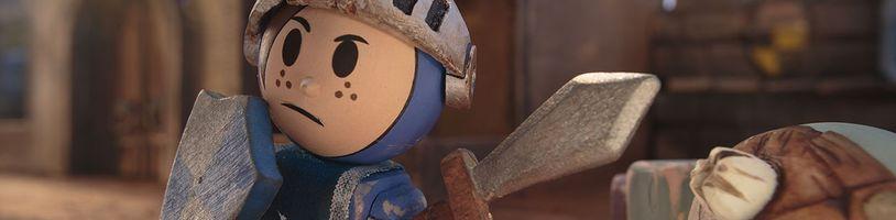 Stredoveký animák Crossing Swords od producentov Robot Chicken vás rozosmeje